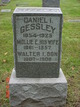 Daniel Irving <I> </I> Gessley