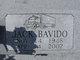 Profile photo:  Jack Bavido