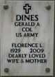 Florence L Dines