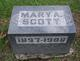 Mary A Scott