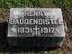 """Profile photo:  Heinrich """"Henry"""" Baudendistel"""