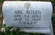 Abe Rosen
