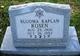 Blooma <I>Kaplan</I> Rosen