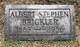 Profile photo:  Albert Stephen Brickler