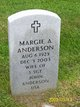 Margie A. Anderson