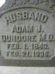 Profile photo:  Adam J. Dundore