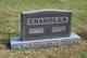 Profile photo:  Claudia C. <I>Allen</I> Chandler