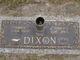Agnes <I>Thomas</I> Dixon