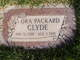 Ora <I>Packard</I> Clyde