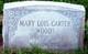 Mary Lois <I>Carter</I> Woods