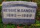 Bessie M. Gandee