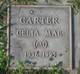 """Profile photo:  Celia Mae """"Pat"""" <I>Morris</I> Carter"""