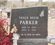 Profile photo:  Vance Reese Parker