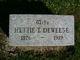 Hettie T. <I>DeWeese</I> Icenogle