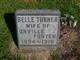 Belle <I>Turner</I> Foster