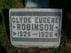 Clyde Eugene Robinson