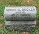 Susan C. <I>Decker</I> Hamer