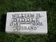 Profile photo:  William B Biddle