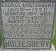 George Holtesbery