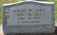 Albert Warren Long