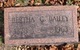 Bertha Gae Bailey