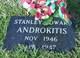 Profile photo:  Stanley Edward Androkitis