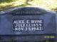 Profile photo:   Alice E <I> </I> Irvine,