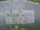 Willard Whitsel