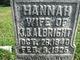Hannah <I>Wade</I> Albright