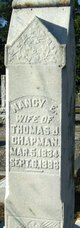 Nancy Elizabeth Chapman