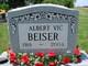 Profile photo:  Albert Victor Beiser