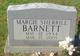 Margie <I>Sherrill</I> Barnett