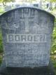 Mildred M <I>Berrier</I> Borden