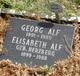 Elisabeth <I>Herzberg</I> Alf