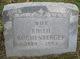 Edith E <I>Miller</I> Buchenberger
