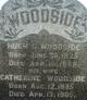 "Catherine ""Kitty"" <I>Wilson</I> Woodside"
