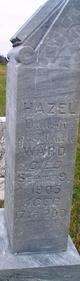 Hazel M Ward