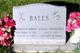 Emma Rose <I>Sbarbaro</I> Bales