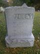 Profile photo:  Anna Irene <I>Chase</I> Abbey