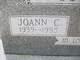 Profile photo:  Joann <I>Cherry</I> Adams