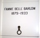 Fannie Belle Barlow