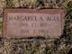 Margaret Ann <I>Riley</I> Agee