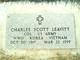 Col Charles Scott Leavitt