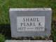 Profile photo:  Pearl Kate <I>Blunt</I> Shaul