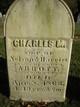 Profile photo:  Charles M. Abbott
