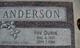 "Fay Duane "" "" <I> </I> Anderson,"