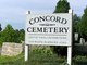 Concord Cemetery #1