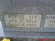 Hershel Lee Bishop