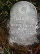 Elizabeth <I>Thorton</I> Watts