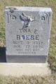 Tina Edna Boese
